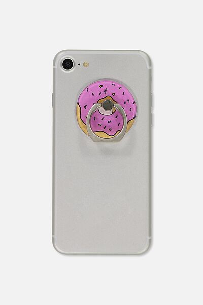 Phone Rings, DONUT