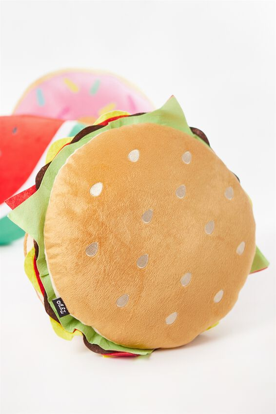Get Cushy Cushion, GOURMET BURGER