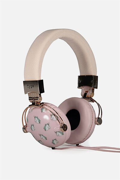 Tune Out Headphones, UNICORN YARDAGE