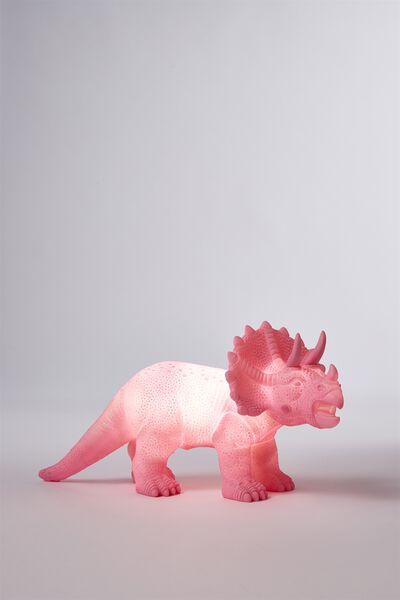 Shaped Novelty Light, TRICERATOPS