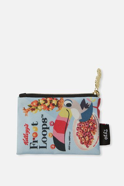 Campus Coin Purse, LCN FROOT LOOPS