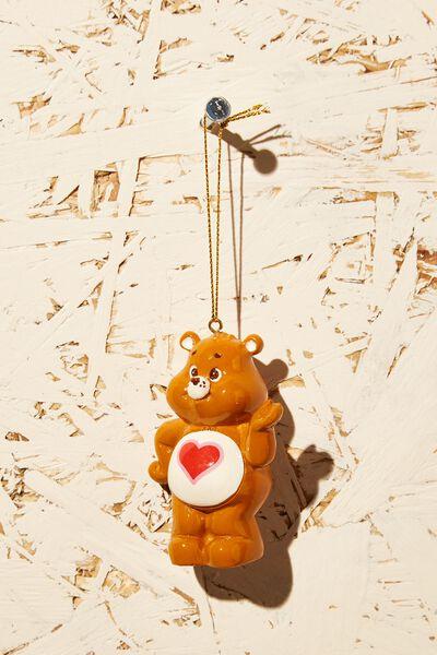 Resin Christmas Ornament, LCN CLC TENDERHEART BEAR