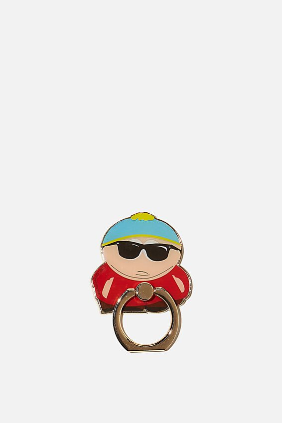 South Park Metal Phone Ring, LCN SOU SOUTH PARK CARTMAN