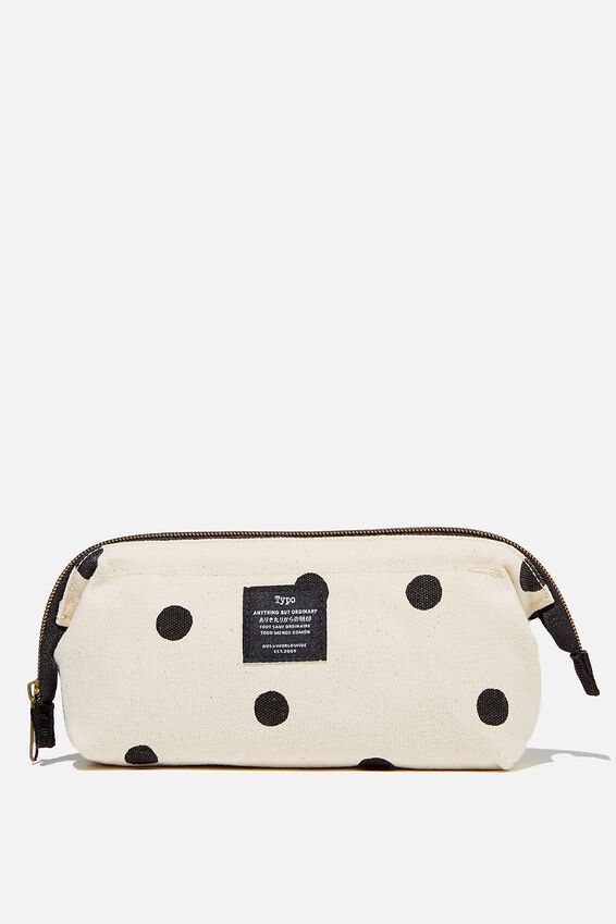 Billie Pencil Case, DOTTIE SPOT