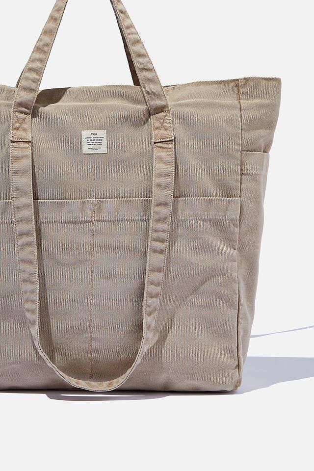 The Studio Tote Bag, TAUPE
