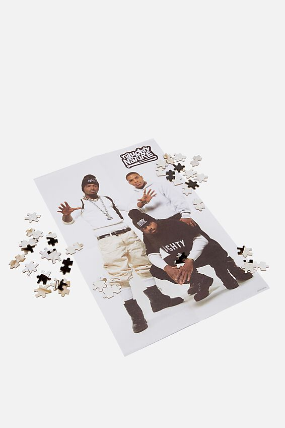 1000 Piece Puzzle, LCN MT NAUGHTY BY NATURE