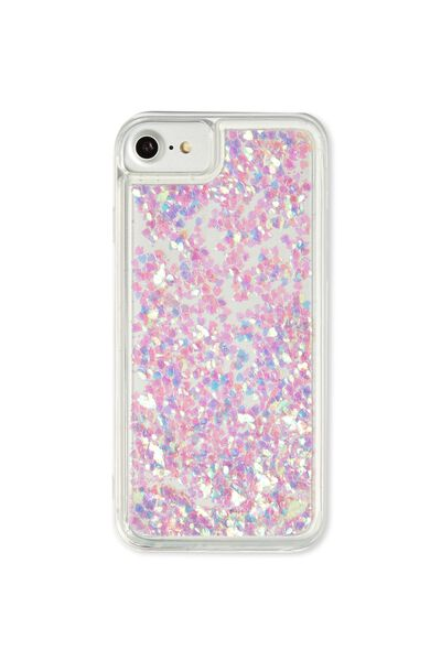 Shake It Phone Case Universal 6,7,8, PINK BUBBLES