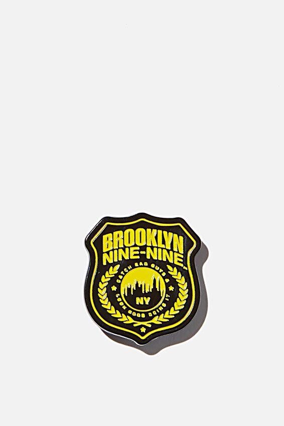 Brooklyn Nine-Nine Enamel Badge, LCN UNI BR BROOKLYN 99