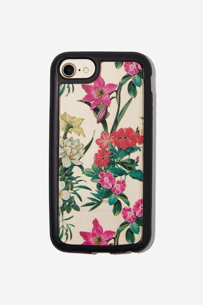 Superior Phone Case Universal 6,7,8, BOTANIC FLORAL