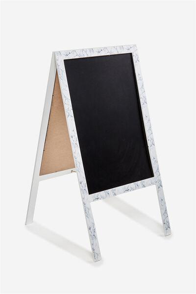 A1 Chalkboard, MARBLE