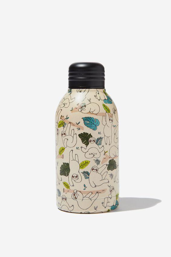 Mini Metal Drink Bottle, SLOTH ADVENTURES