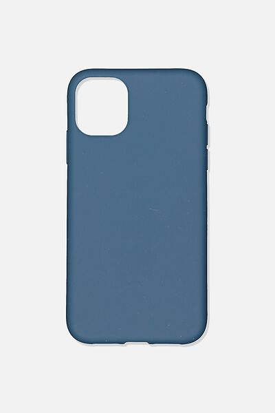 Slimline Recycled Phone Case Iphone 11, DEEP TEAL
