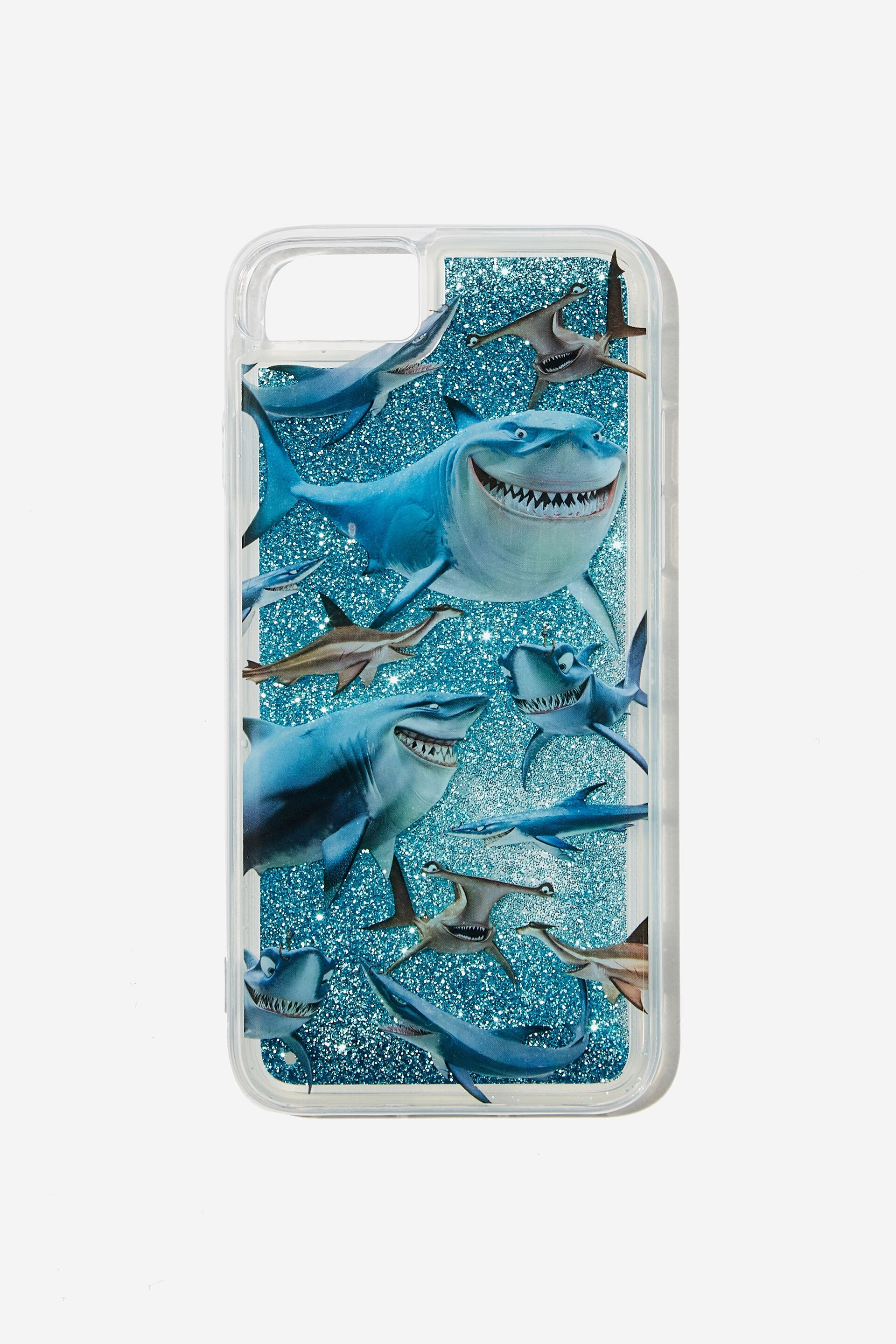 typo clear iphone 8 case