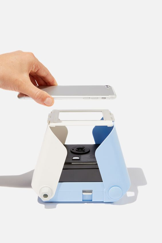 Kiipix Picture Printer, BLUE