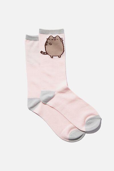 Socks, LCN PUSHEEN WINK