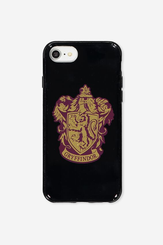 Harry Potter Printed Phone Cover Universal 6,7,8, LCN GRYFFINDOR