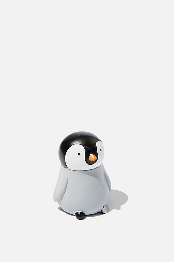 Resin Pencil Sharpener, PENGUIN