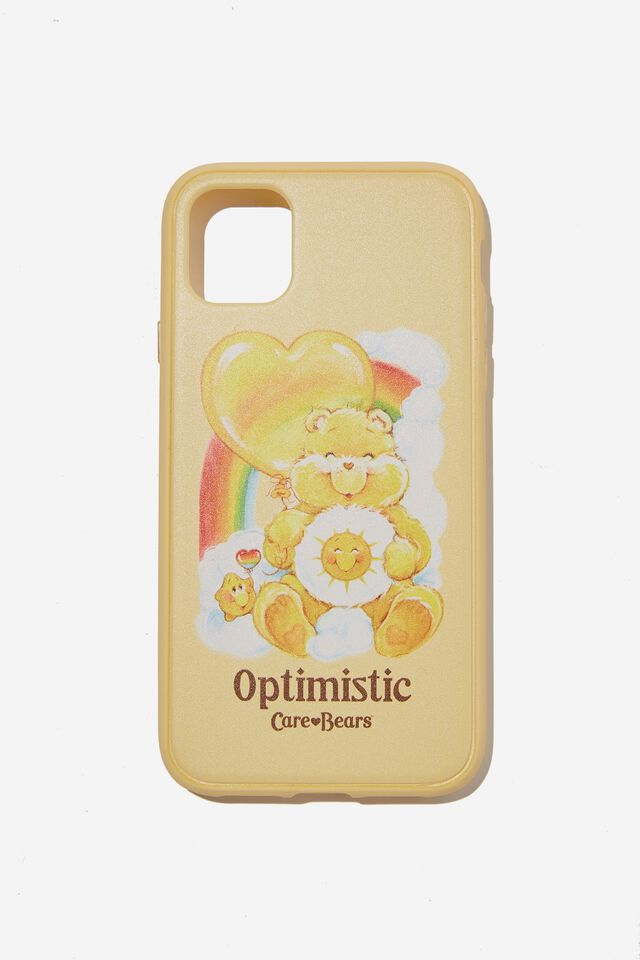 Protective Phone Case iPhone 11, LCN CLC CAREBEARS OPTIMISTIC