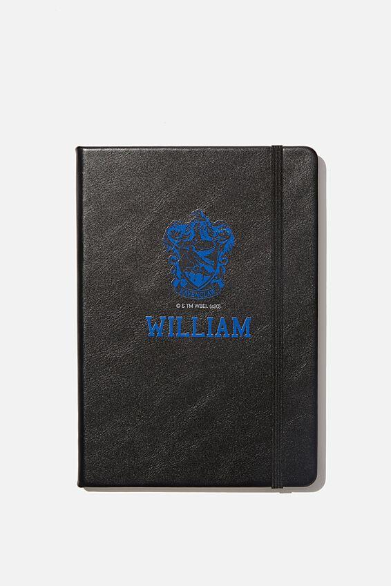 Personalised Harry Potter A5 Buffalo Journal, LCN HARRY POTTER