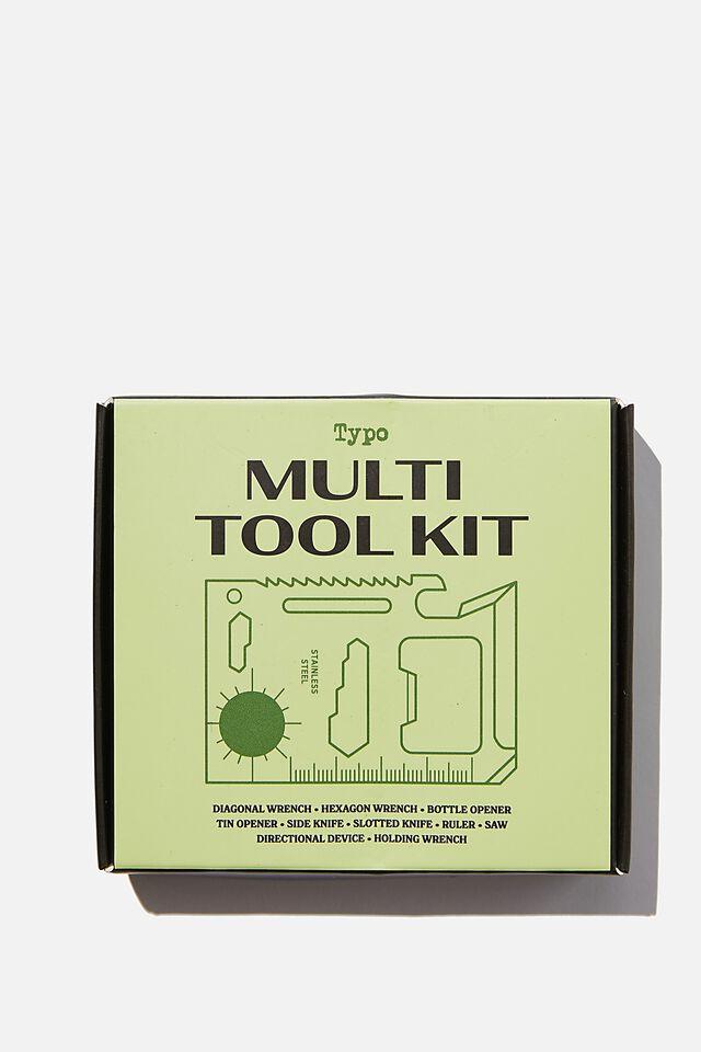 Multi Tool, MULTI TOOL