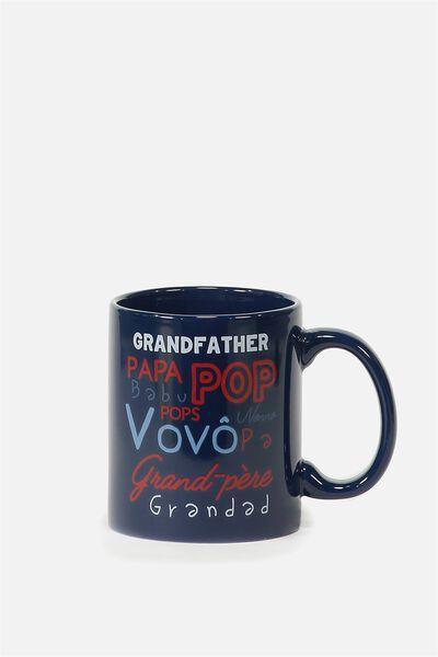 Anytime Mug, WORLDLY GRANDPA