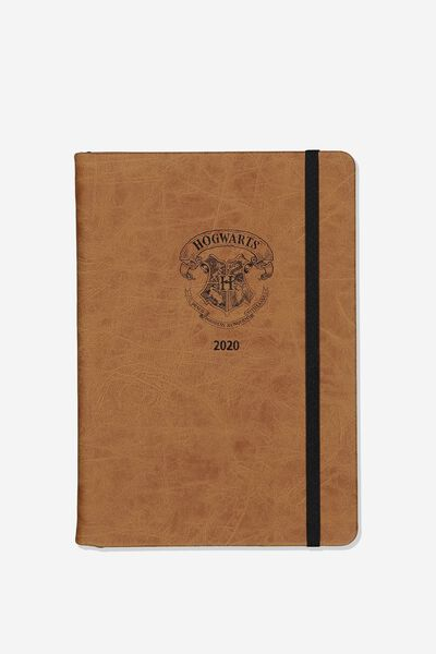 2020 A5 Weekly Buffalo Diary, LCN WB HPO HARRY POTTER