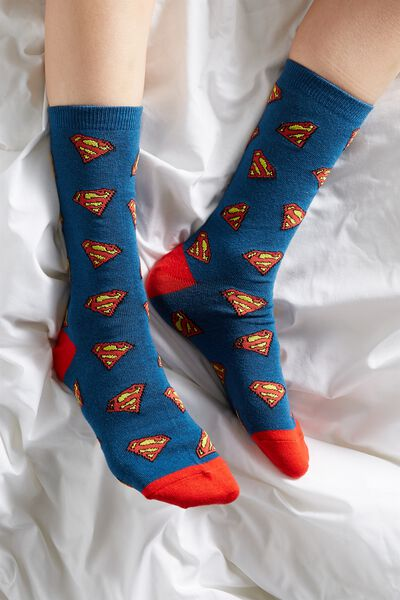 Socks, LCN WB DC SUPERMAN