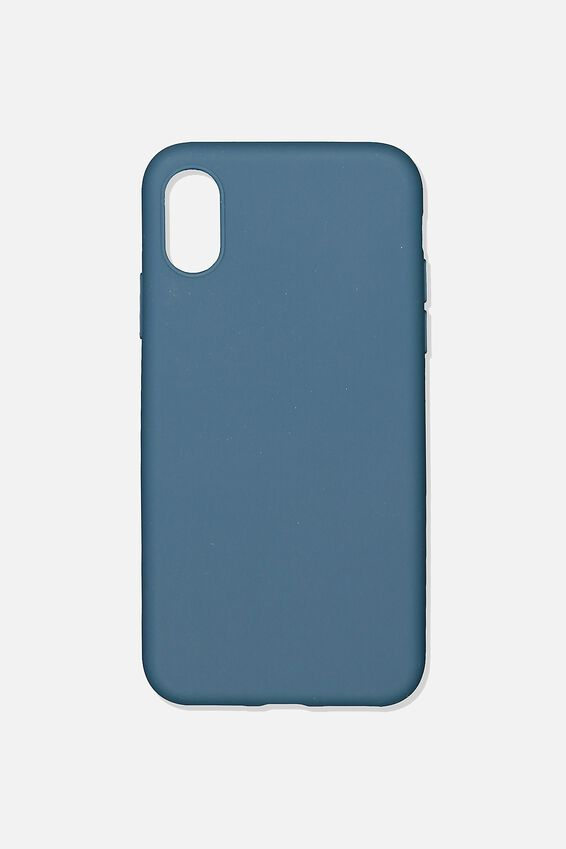 Slimline Recycled Phone Case Iphone X, Xs, DEEP TEAL