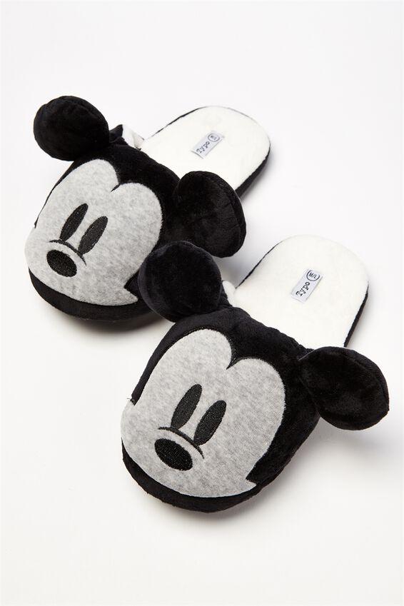 Novelty Slippers, LCN MICKEY EARS