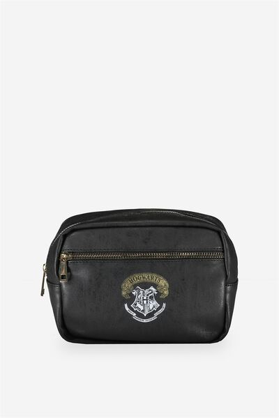 Multi Zip Cos Case, LCN HOGWARTS EMBLEM