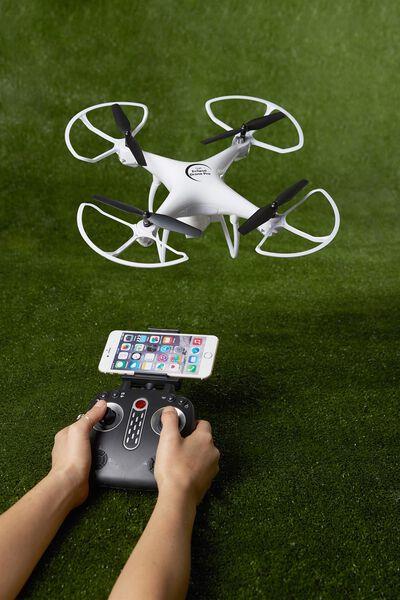 Eclipse Drone Pro, WHITE