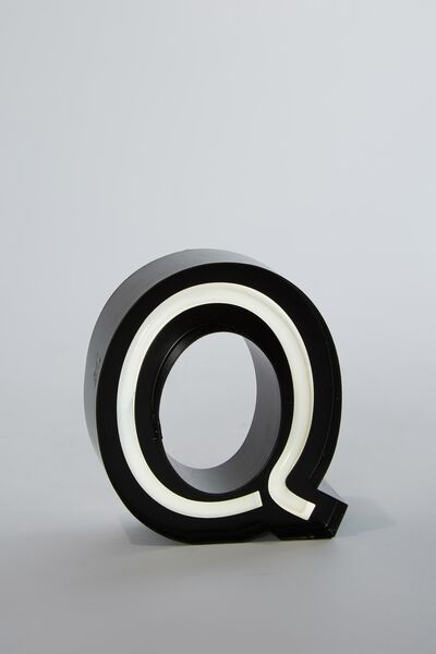 Alpha Tube Light, BLACK Q