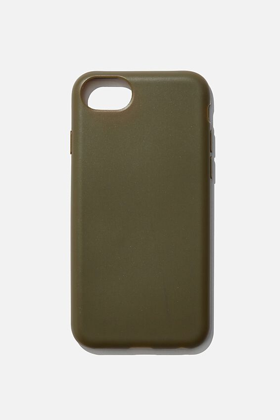 Recycled Phone Case iPhone 6, 7 ,8, SE, OILSKIN