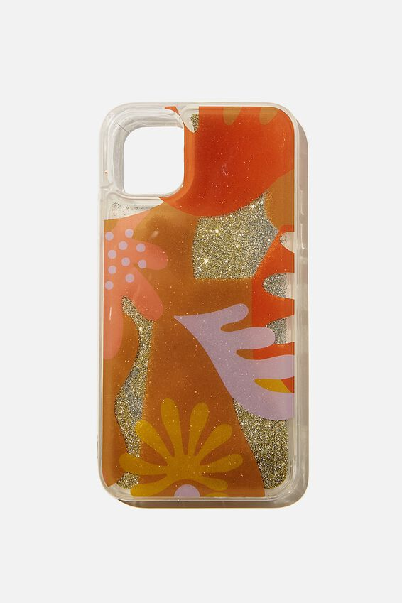 Shake It Phone Case Iphone 11, OVERSIZED FLORAL