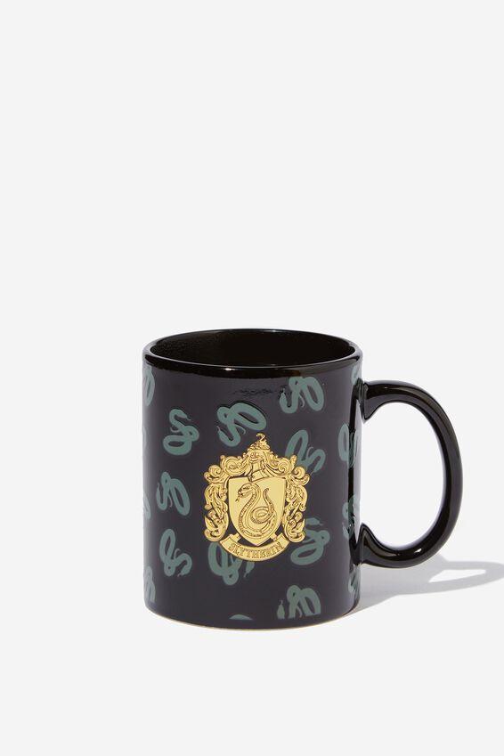 Harry Potter Heat Sensitive Mug, LCN WB HPO SLYTHERIN