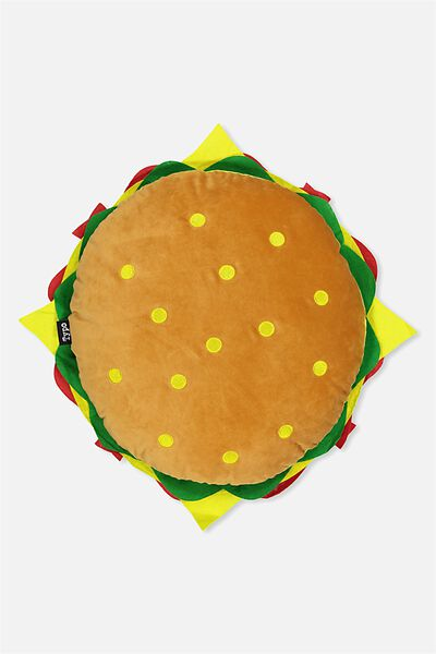 Get Cushy Cushion, HAMBURGER