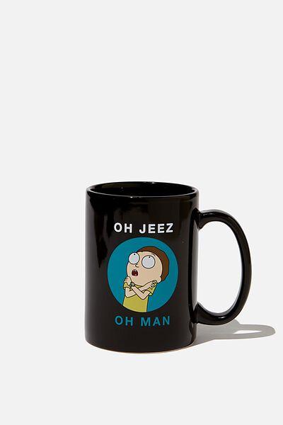 The Marvellous Mug, LCN CNW RM OH JEEZ