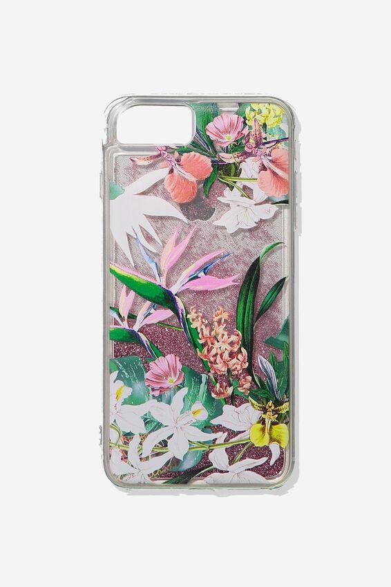 Shake It Phone Case 6, 7, 8 Plus, BIRDS OF PARADISE