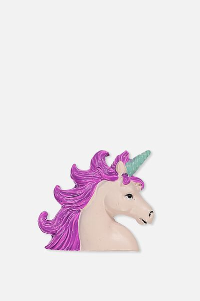 Novelty Resin Magnets, UNICORN