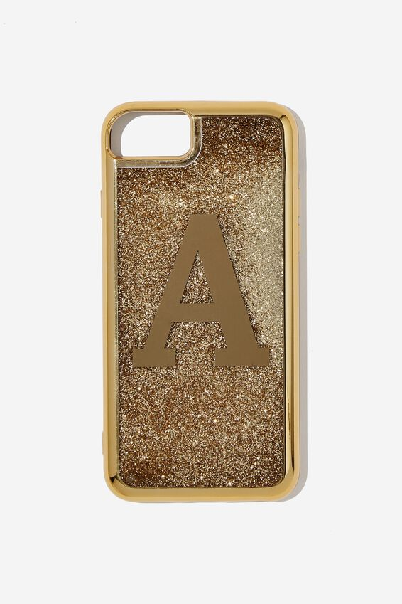 Shake It Phone Case Universal 6,7,8, GOLD A