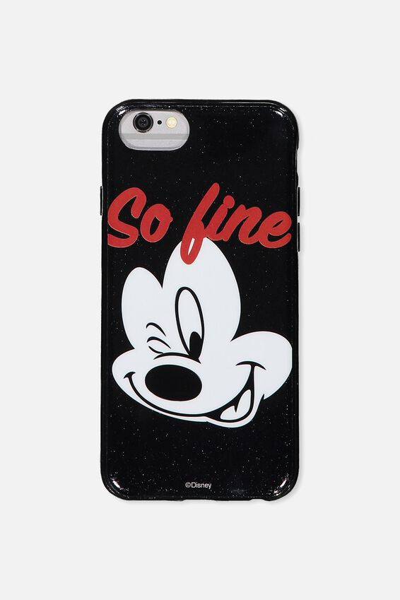 Printed Phone Cover Universal 6,7,8, LCN MICKEY SO FINE