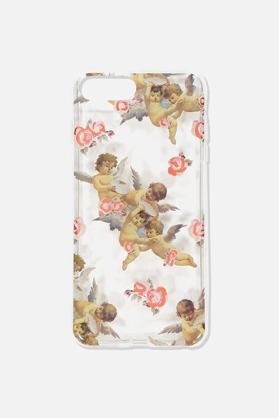 Printed Phone Cover 6,7,8 Plus, CHERUBS