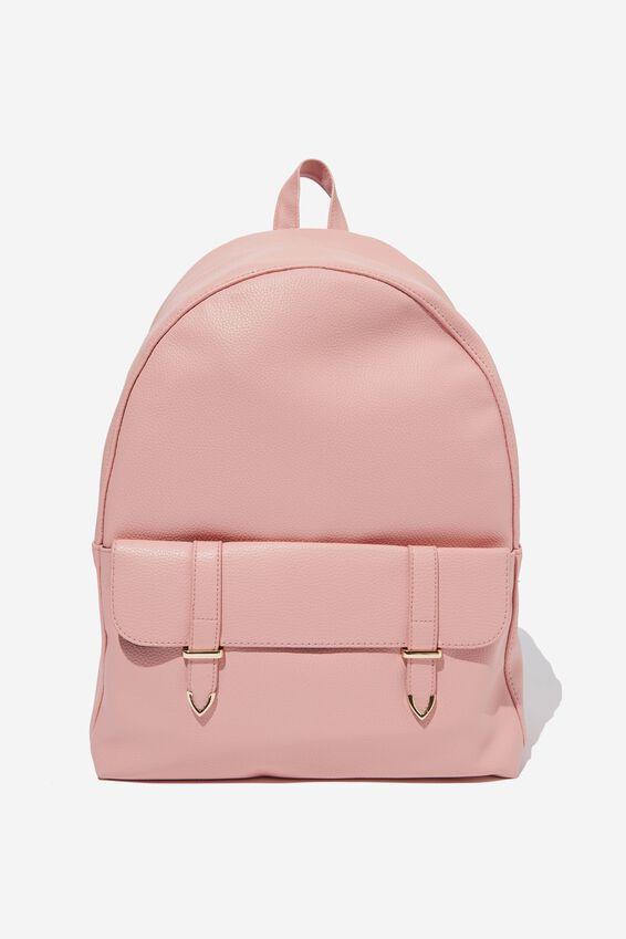 Scholar Backpack, DUSK PINK
