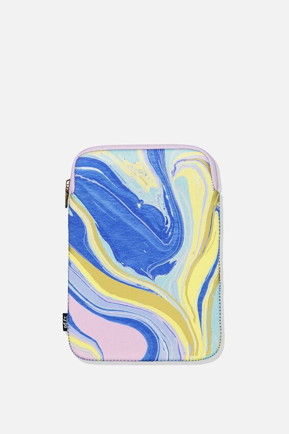 Tablet Sleeve 10 Inch, MAGIC MARBLE