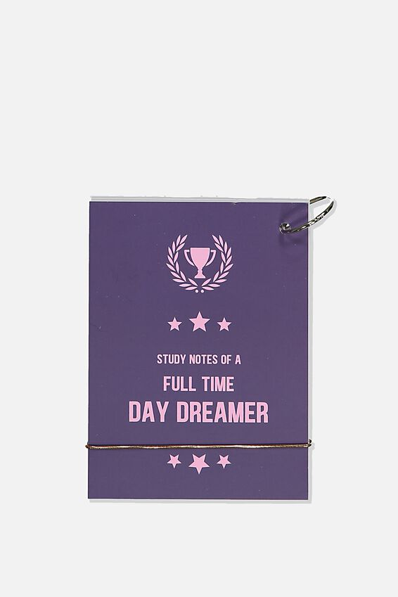 Study Cards, DAY DREAMER