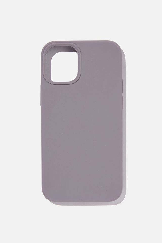Recycled Phone Case Iphone 12 Mini, LAVENDER