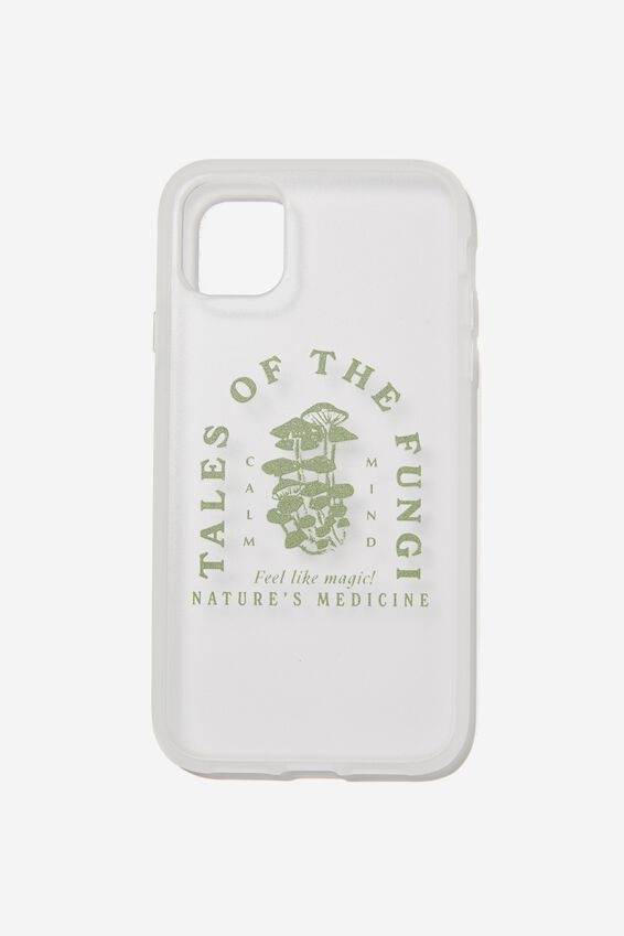 Protective Phone Case iPhone 11, TALES OF THE FUNGI