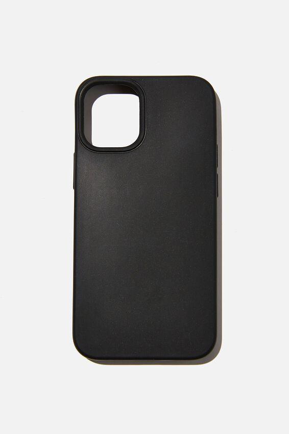 Recycled Phone Case Iphone 12 Mini, BLACK