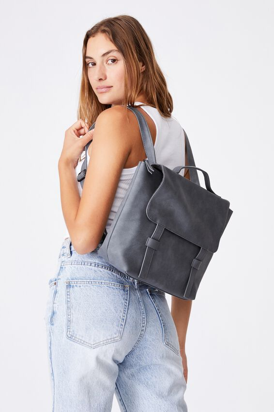 Commuter Backpack, WELSH SLATE