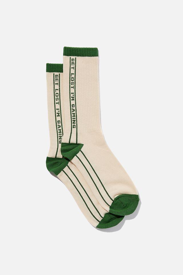 Socks, GET LOST IM GAMING